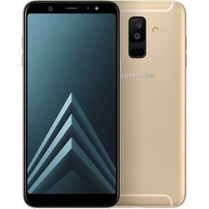 Samsung Galaxy A6 Plus 32GB SM-A605 DS Dourado