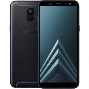 Samsung Galaxy A6 32GB SM-A600 DS Preto