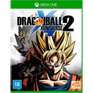 Jogo Dragon Ball Xbox One NP4Game