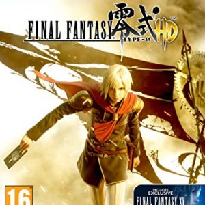 Jogo Final Fantasy Type-0 Xbox One NP4Game