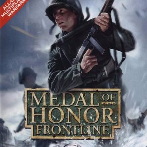 Jogo Medal Of Honor Frontline Xbox 360 np4game