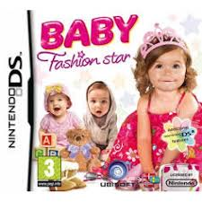 Jogo Baby Fashion Star DS