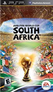 Jogo Fifa 2010 World Cup South Africa PSP