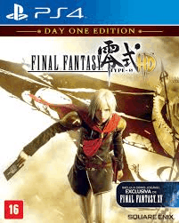 Jogo Final Fantasy Type-0 PS4