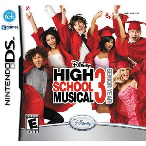 Jogo High School Musical Senior Year DS