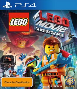 Jogo Lego Movie VideoGame PS4