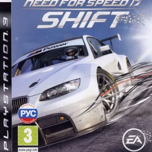 Jogo Need For Speed Shift PS3