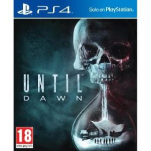 Jogo Until Dawn PS4