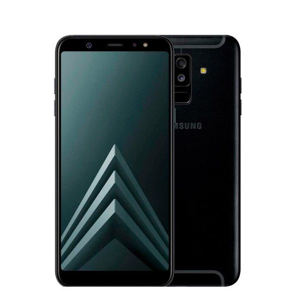 Samsung Galaxy A6 Plus 2018 Preto