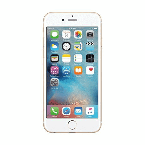iPhone 6S 16GB Dourado Seminovo
