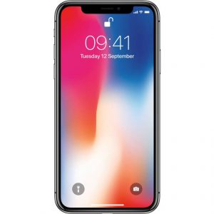 iPhone X 64GB Cinzento Seminovo