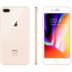 iPhone 8 Plus 256GB Dourado Seminovo