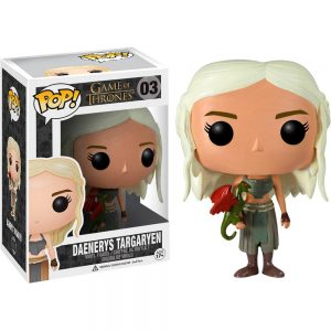 Funko Pop Daenerys Targaryen - Game of Thrones