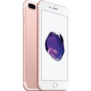iPhone 7 Plus 128GB Rosa Seminovo