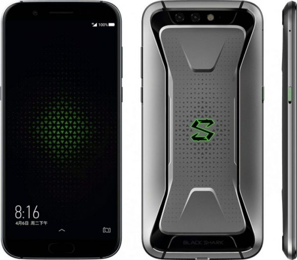 Xiaomi Black Shark 64GB Cinzento