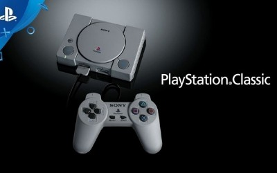PLAYSTATION CLASSIC NP4GAME