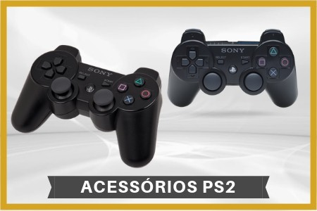 comandos playstation 2