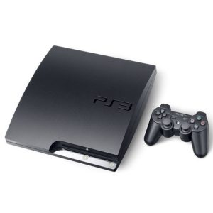 Consola Sony PS3 Slim 160GB