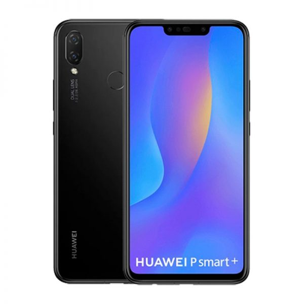 Huawei P Smart Plus 2019 64GB Preto Seminovo