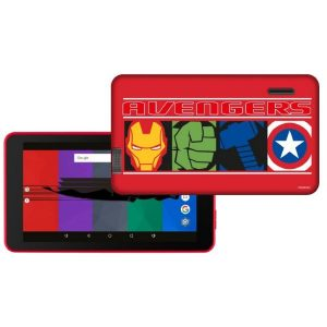 "Tablet eSTAR Themed Vingadores 7"" 8GB MID7388"