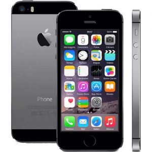 iPhone 5S 16GB Preto Seminovo