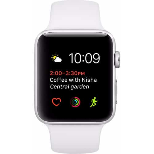 Apple Watch Serie 2 42mm Prateado