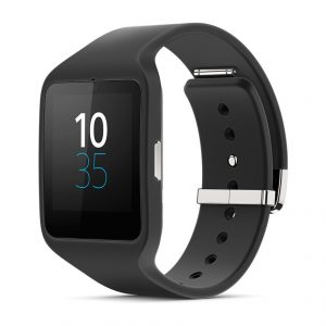 Smartwatch SONY Smart Watch 3 Preto Seminovo