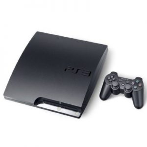 Consola Sony PS3 Slim 320GB Preta Seminova