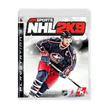Jogo 2K Sports NHL 2K9 PS3 Seminovo