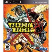Jogo Amarchy Reigns Limited Edition PS3 Seminovo