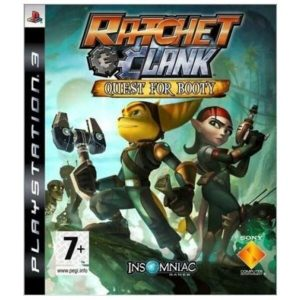 Jogo Ratchet And Clank: Quest tor Booty Seminovo