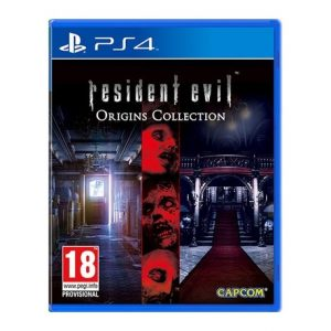 Jogo Resident Evil Origins Collection PS4