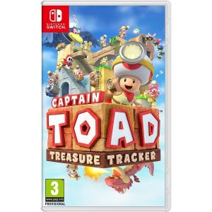Jogo Captain Toad Treasure Tracker Nintendo Switch