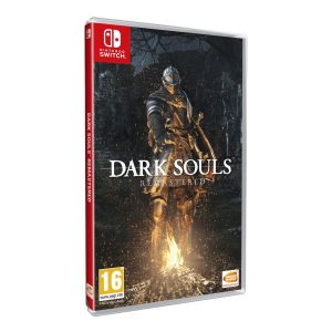 Jogo Dark Souls- Remastered Nintendo Switch