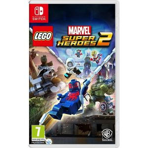 Jogo LEGO Marvel Superheroes 2 Nintendo Switch