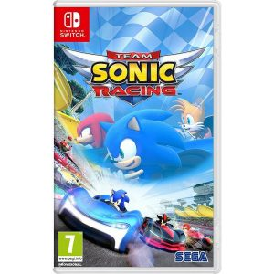 Jogo Team Sonic Racing Nintendo Switch
