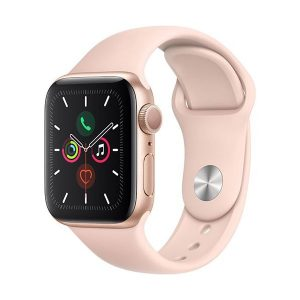 Apple Watch Series 5 40mm Aluminum Rose Gold